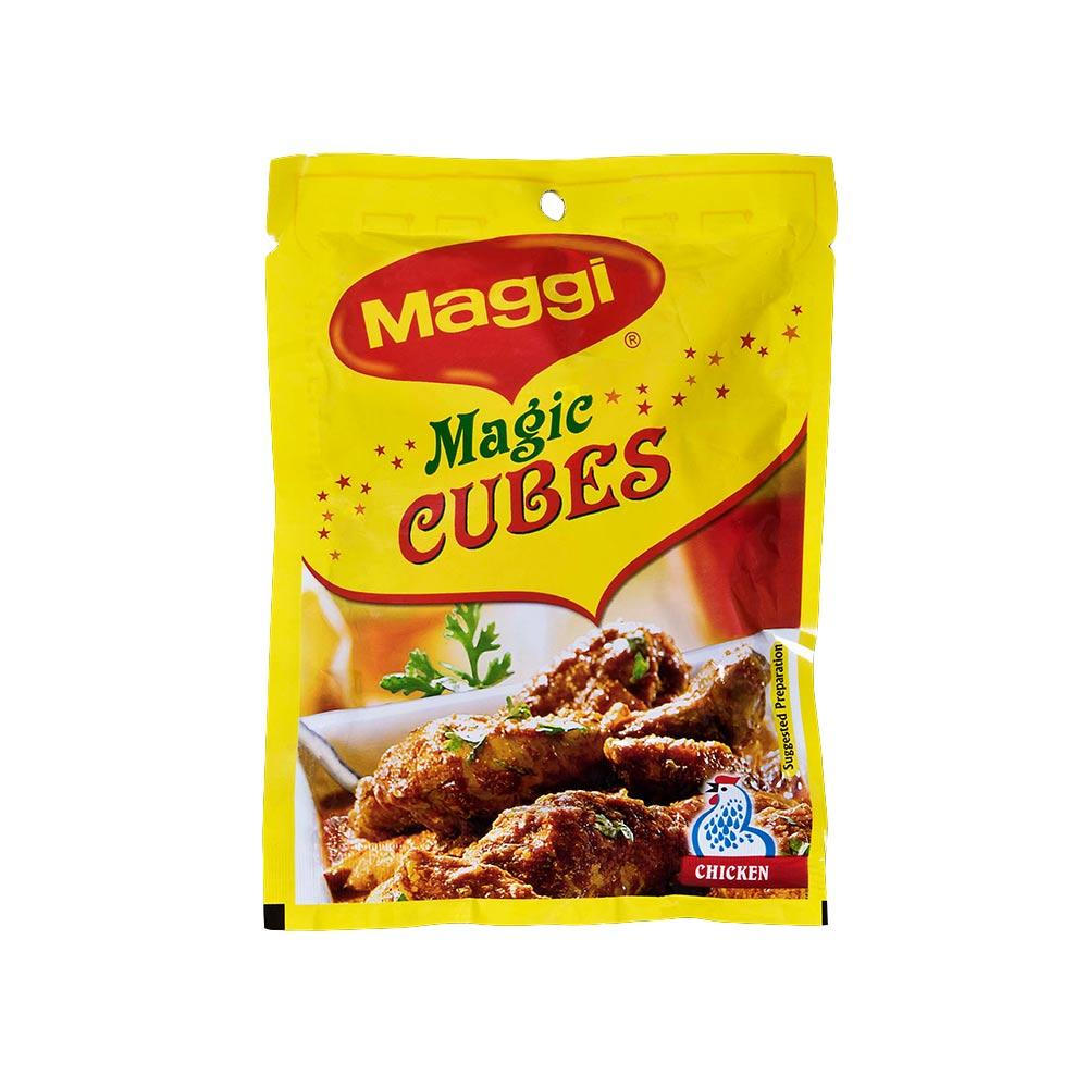 Maggi Chicken Magic Cubes - 40 g