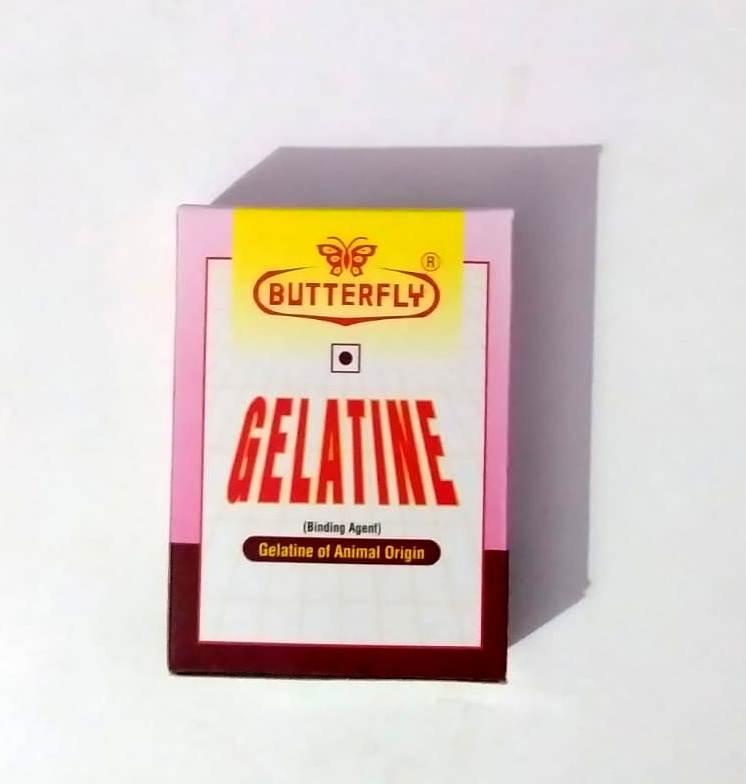 Gelatine (Binding Agent) – Butterfly 25g